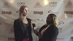 Marcie Hon Red Carpet Interview