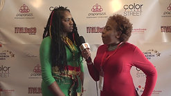Geanine Baylor Red Carpet Interview