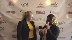 Tiffany Potter Red Carpet Interview