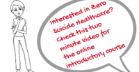 Introducing Zero Suicide Healthcare