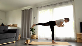 Flow Yoga | Équilibre et Accomplissement + Méditation Guidée.