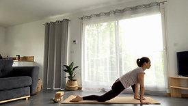 Flow Yoga | Détente et Ouverture + Relaxation Guidée.