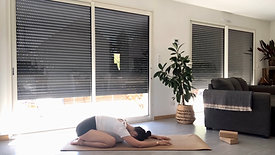 Yoga Express | Petite pause dans le temps. Un court flow pour prendre du temps pour Soi