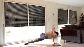 Spécial Gainage! Une séance spécialement dédiée au renforcement musculaire de la sangle abdominale + Relaxation Guidée.