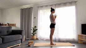 NEW ! Yoga Express | Accueillir les énergies positives. Gratitude et Pause dans le temps