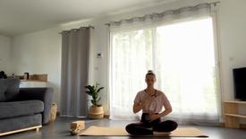 Yoga Class | Comment prendre conscience de sa respiration? Comment respirer profondément pendant notre pratique?