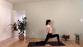 Yoga Express 15 mn. Ouverture du Coeur et Rayonnement du Plexus Solaire. Donner et Recevoir des Énergies Positives pour la Journée + Gratitude