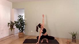 NEW ! Yoga Express 15 mn. Une Petite Pause dans le Temps pour Soi pour se Recentrer et S'aligner, et Retrouver de L'énergie pour le Restant de la Journée + Méditation Rapide de Pleine Conscience