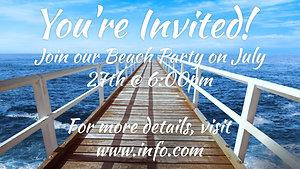 General Invite