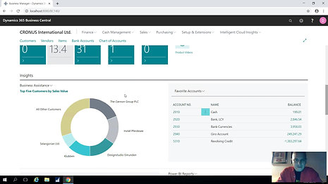 Априлскиот Microsoft Dynamics 365 Business Central