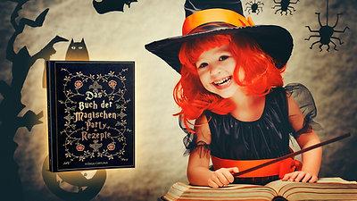 Halloween Party-Rezepte für Kinder