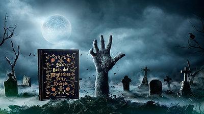Halloween Party-Rezepte für die Zombie-Mottoparty