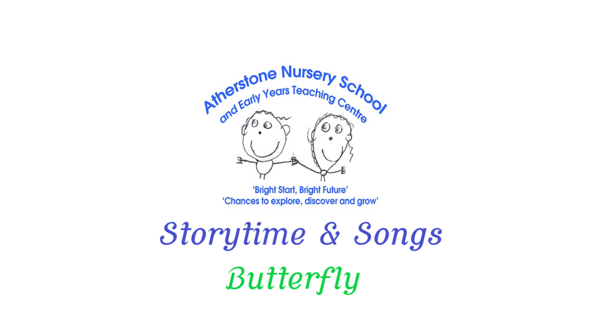 Butterfly Storytime & Songs