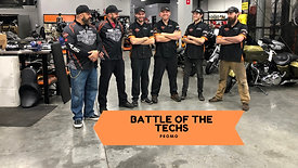 Motorcycle Minute - Battle of the Techs Promo