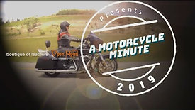 Motorcycle Minute - Battle of the Techs, 2020 Street Bob