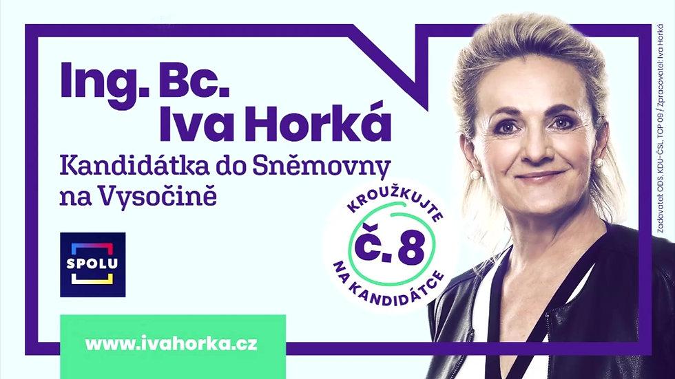 Iva Horká - představení