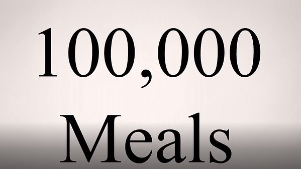 Marist Mercy Care 100,000 meals