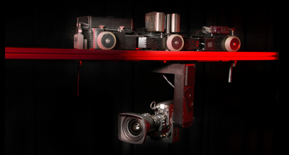 Touring Video MojoCam- A low profile wireless stabilized railcam system