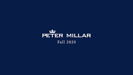 Peter Millar Fall 2020 Collection