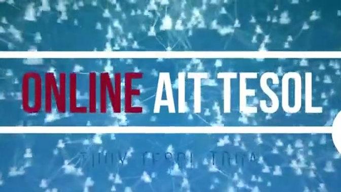 AIT TESOL Online
