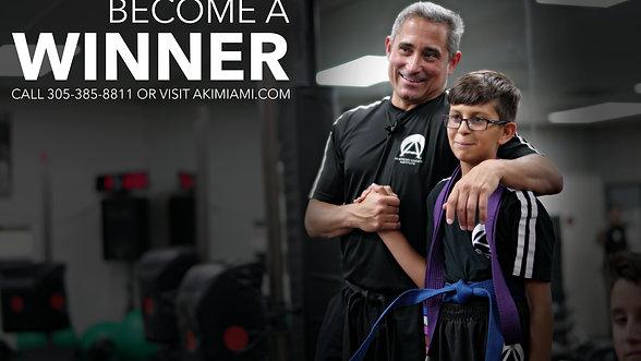 The Way - American Karate Institute   AKI Miami
