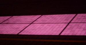 Elettroluminescenza in tempo reale