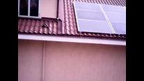 drone fotovoltaico