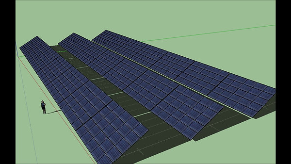 Simulazione e analisi ombre su impianti fotovoltaici
