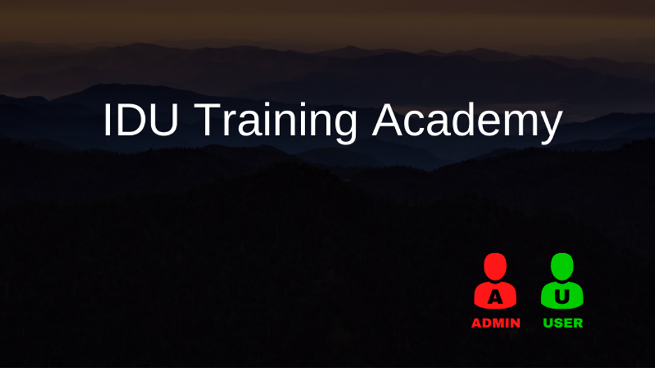 IDU Training Academy