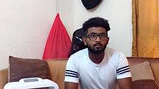 Mr. Bashir describing his experience with Eolisair