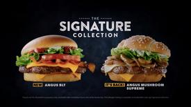 McDonald's - Signature Collection