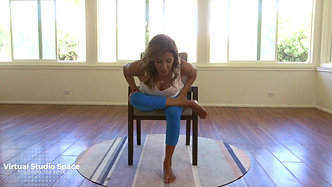 VSS Desk Yoga with Desi
