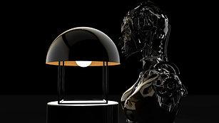 Coco Lamp Robô