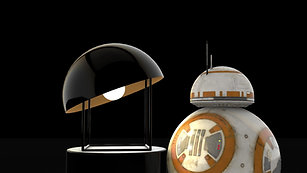 Coco Lamp BB8