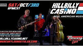 Hillbilly Casino at Mercury Lounge Live