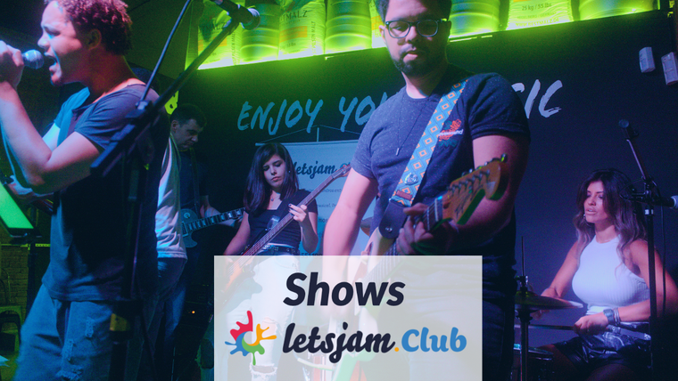 Shows Letsjam.club
