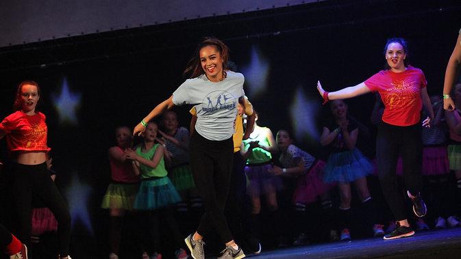 Dance Caper Promo