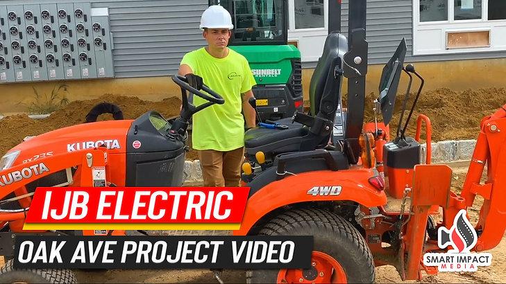 """IJB """"Oak Ave Project"""" Video"""