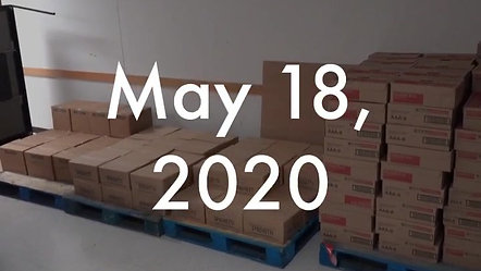 March-May 2020 Time Lapse