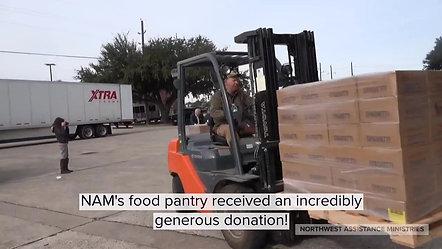 LDS Church Donation Video, Novermber 2019