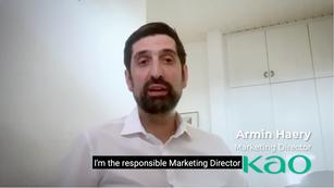Kao Corporation | Client Testimonial