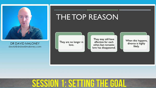 Session 1: The Big Goal of This Course