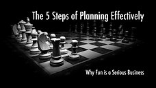 The 5 steps of planning effectively - Video 10
