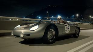 Porsche 718 Boxter - Launch