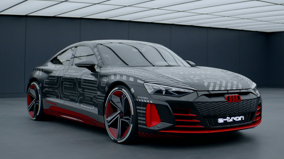 Audi e-tron GT - Upgrade