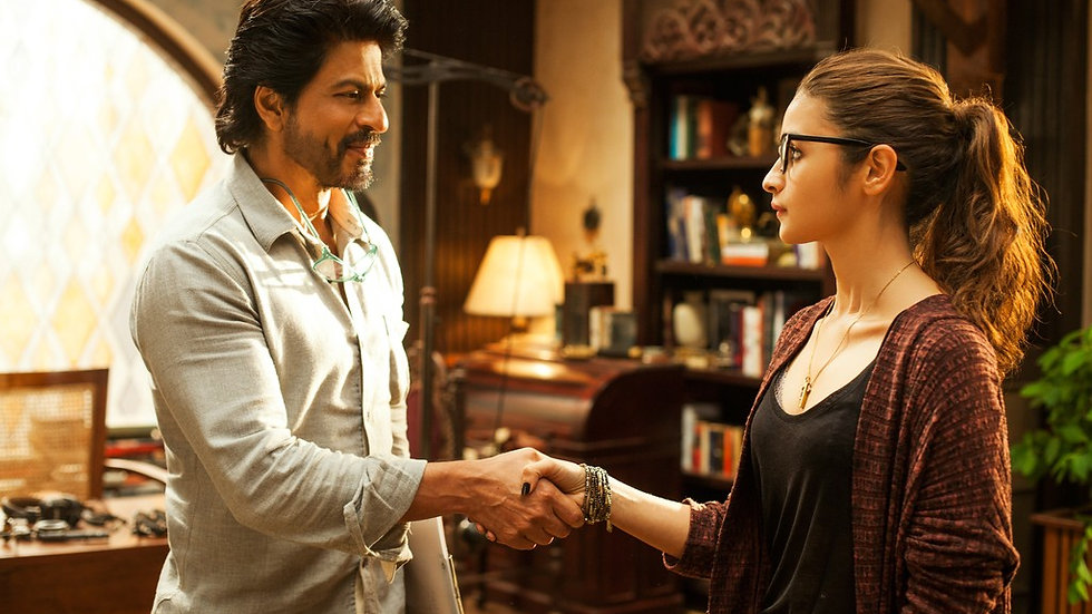 Dear Zindagi: Relationships & Therapy