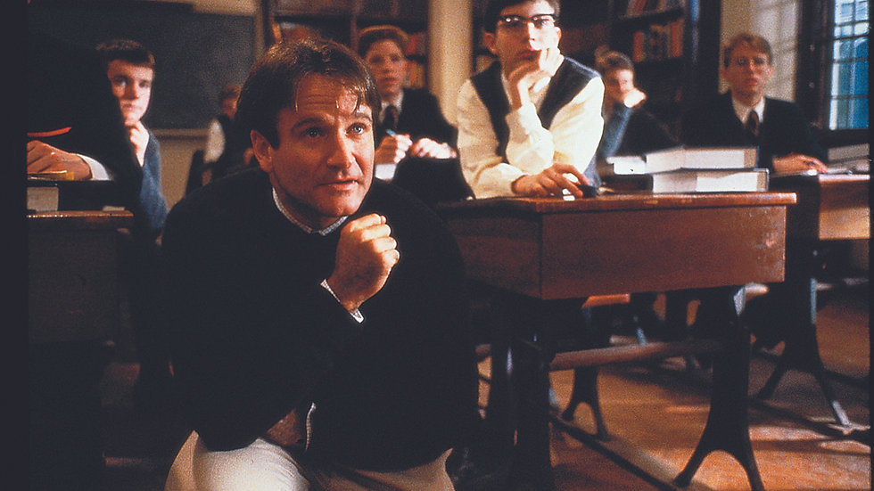 Dead Poets Society: The Philosophy of Romanticism