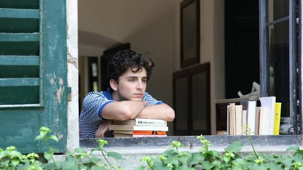 Call Me By Your Name: Romance in the Grey Area