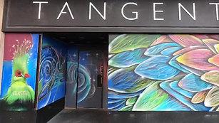Murals on Geary Street