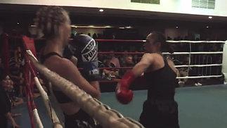 Nat Thrills Muay Thai Highlight Reel